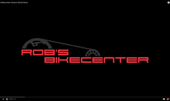 Video Rob's Bikecenter