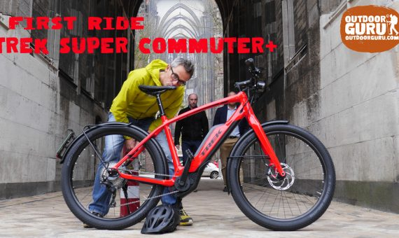 Vlog Trek Super Commuter+
