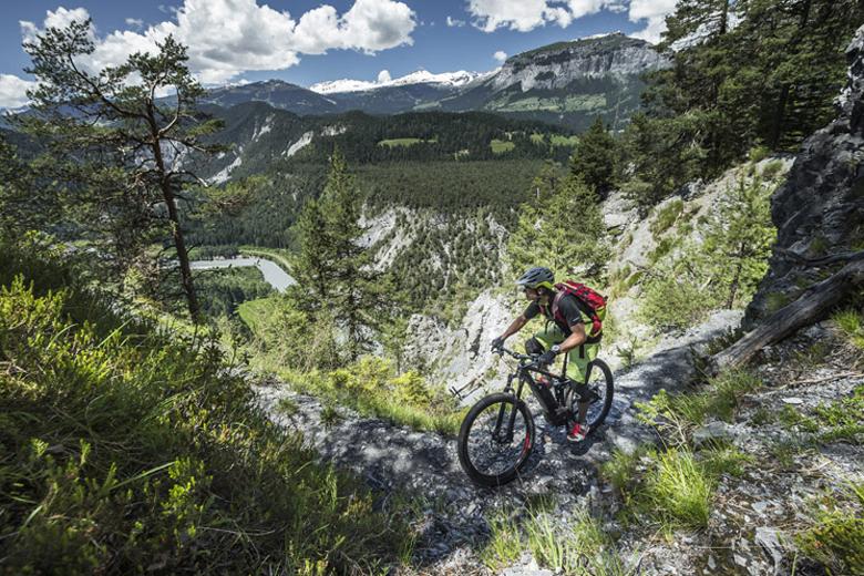 Met de mountainbike van Europa naar Afrika