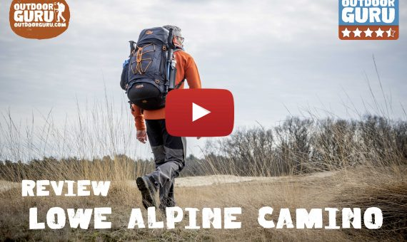 Video review Lowe Alpine